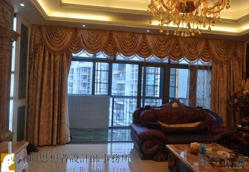 精选大小125平混搭四居客厅装修图片欣赏
