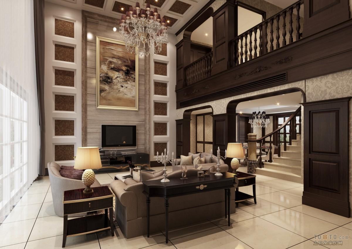 中式风格客厅图集
