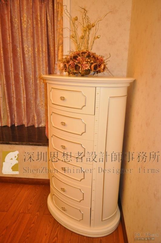 热门面积117平混搭四居卧室装修设计效果图片