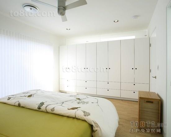 5万元二室二厅的卧室装修效果图大全2012