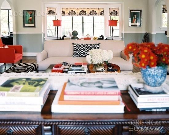 东南亚二室一厅客厅装修效果图大全2014图片