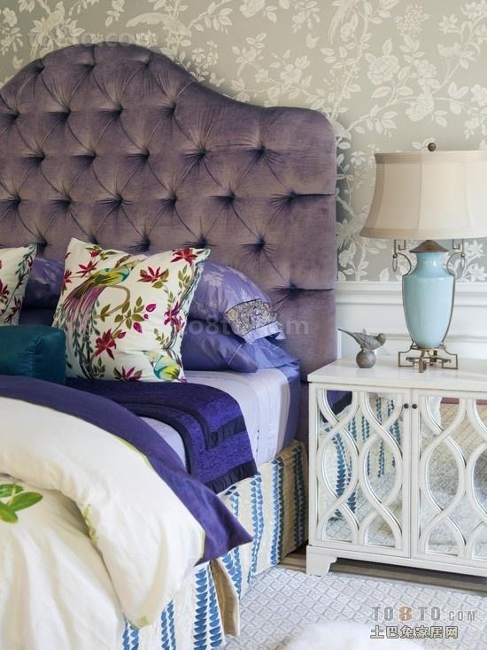 百安居卧室装修效果图图大全2012图片
