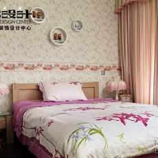 面积125平复式卧室现代装饰图片