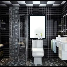 欧式卫生间装潢设计图
