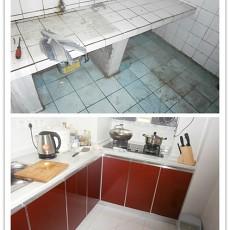 开放式厨房设计装修效果图欣赏