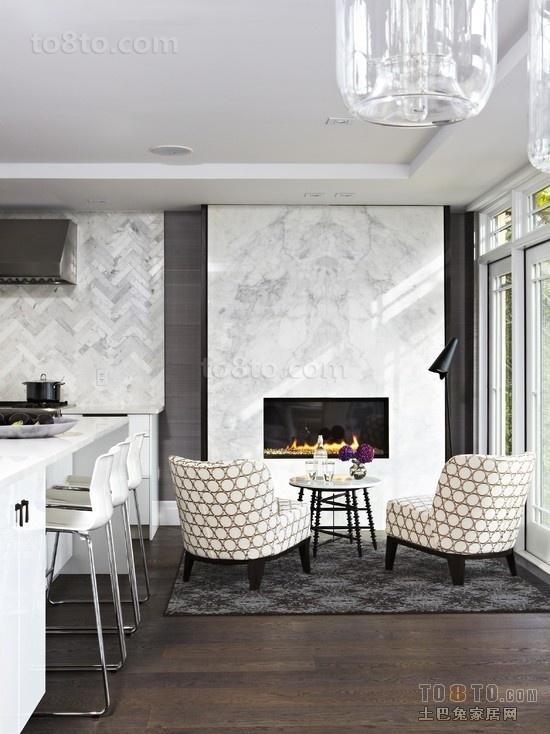 三居室现代简约餐厅装修效果图大全2012