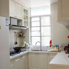 欧式超小厨房装修效果图