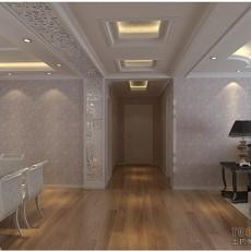 热门133平米欧式别墅客厅装修设计效果图