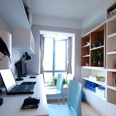 精美大小95平现代三居书房效果图片大全