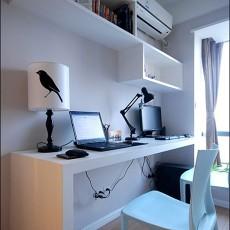精美小户型书房现代装修效果图