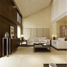 精选一居客厅中式装修图