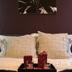 热门面积82平简约二居卧室欣赏图片