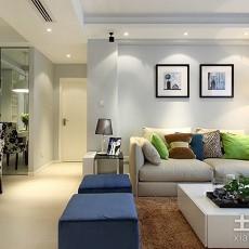 2012年新款客厅装修效果图