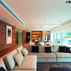 精选121平米现代别墅客厅装修图片