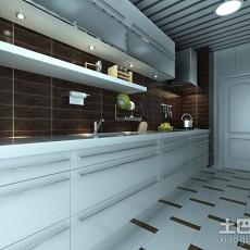 精选三居厨房简约装修图