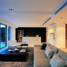 精美119平方现代别墅客厅欣赏图片
