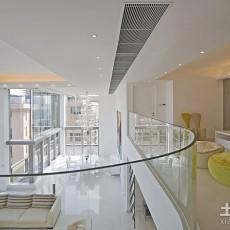 精美面积117平别墅休闲区现代装修实景图片欣赏