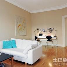 精美108平米三居客厅欧式效果图