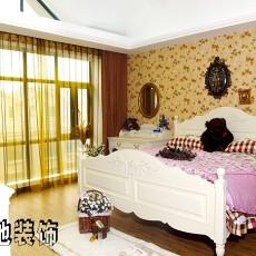 精选141平米欧式复式卧室装修图片