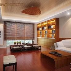 热门大小90平现代二居客厅实景图片