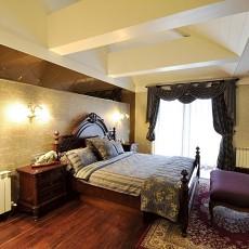 92平米三居卧室欧式装修效果图片
