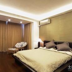 精选132平方欧式别墅卧室效果图片大全