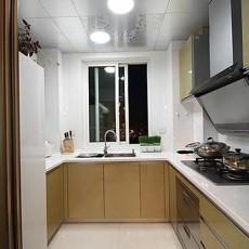 热门74平米二居厨房简约效果图片欣赏
