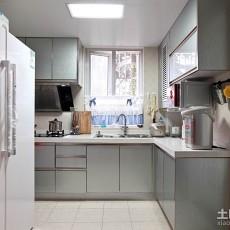 精美面积78平地中海二居厨房装饰图片