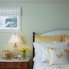 面积105平欧式三居卧室装修欣赏图片