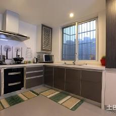 精选82平米现代小户型厨房欣赏图片