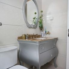 精选面积99平欧式三居卫生间装修欣赏图片大全