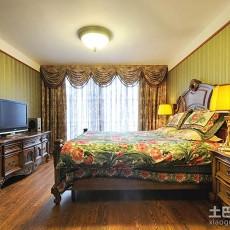 2018143平米欧式复式卧室装修设计效果图片大全