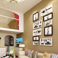 精美现代小户型客厅装修效果图片欣赏