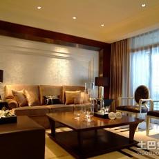 热门欧式小户型客厅装修欣赏图片