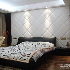 精美82平米二居卧室现代效果图片大全