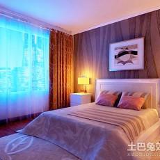 精美大小106平欧式三居卧室装修实景图片大全