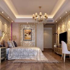 欧式三居卧室效果图片大全