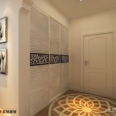 三居玄关欧式装修设计效果图片欣赏