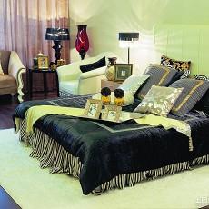 精美小户型卧室现代实景图片