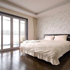 精美面积139平复式卧室现代装修设计效果图片