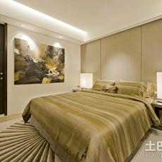 精选大小104平现代三居卧室实景图片