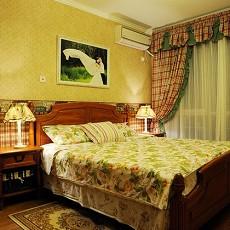 美式风格卧室装修图