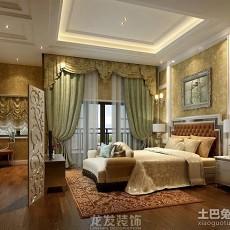 热门复式卧室欧式欣赏图片