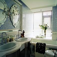 精美欧式三居卫生间装修设计效果图
