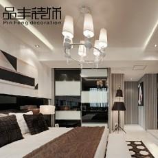 97平米三居卧室现代装修欣赏图片大全