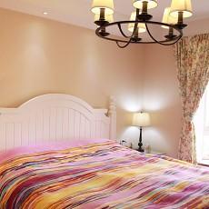精选70平米二居卧室欧式装修实景图片欣赏