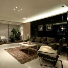 96平客厅三居现代欣赏图片大全