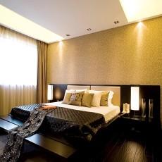 89平米二居卧室现代实景图片大全