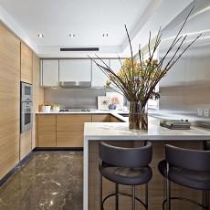 精选90平米二居厨房现代效果图片