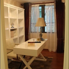 精选91平米三居卧室现代装修图片大全